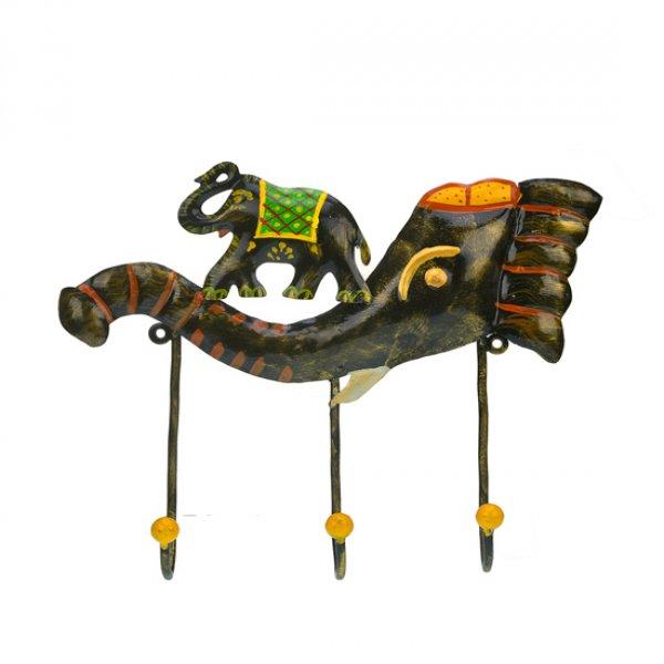 Key Holder - Elephant face design