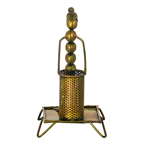 Metal Pen Stand Ant